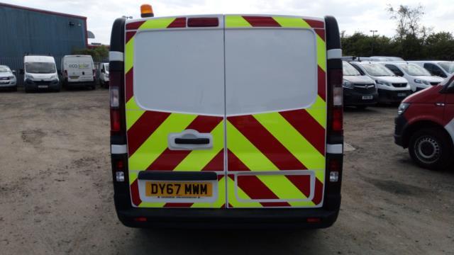 2017 Vauxhall Vivaro 2900 1.6Cdti 120Ps H1 Van (DY67MWM) Image 4