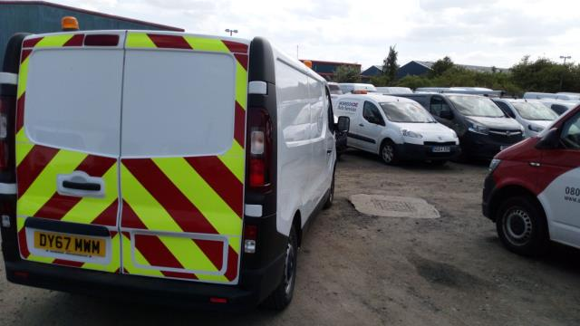 2017 Vauxhall Vivaro 2900 1.6Cdti 120Ps H1 Van (DY67MWM) Image 3
