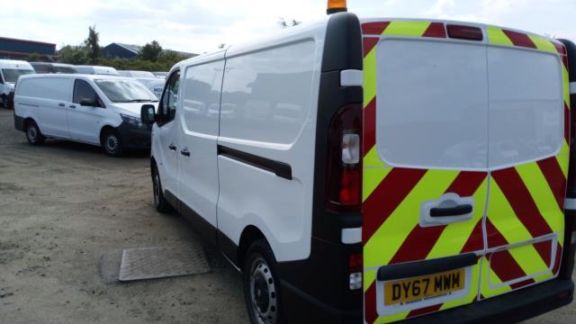2017 Vauxhall Vivaro 2900 1.6Cdti 120Ps H1 Van (DY67MWM) Image 5