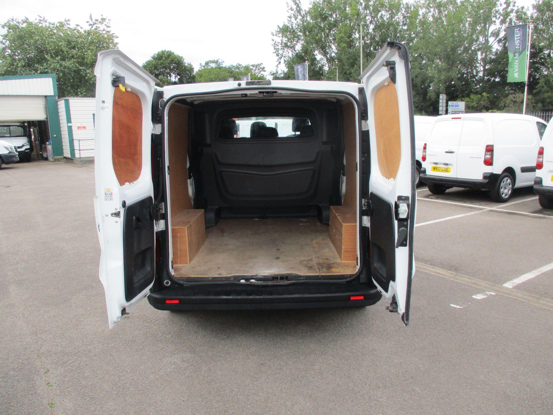 2017 Vauxhall Vivaro L2 H1 2900 1.6CDTI 120PS DOUBLE CAB  EURO 6 (DY67MYF) Image 6