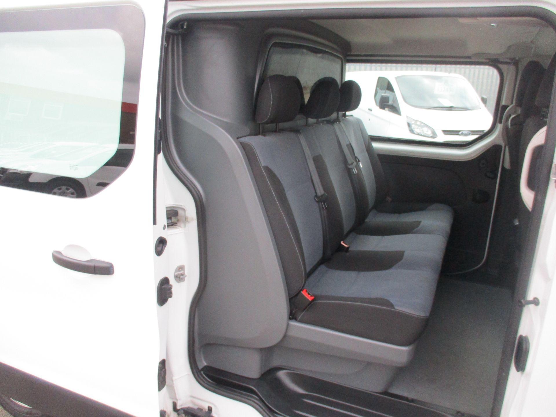 2017 Vauxhall Vivaro L2 H1 2900 1.6CDTI 120PS DOUBLE CAB  EURO 6 (DY67MYF) Image 3