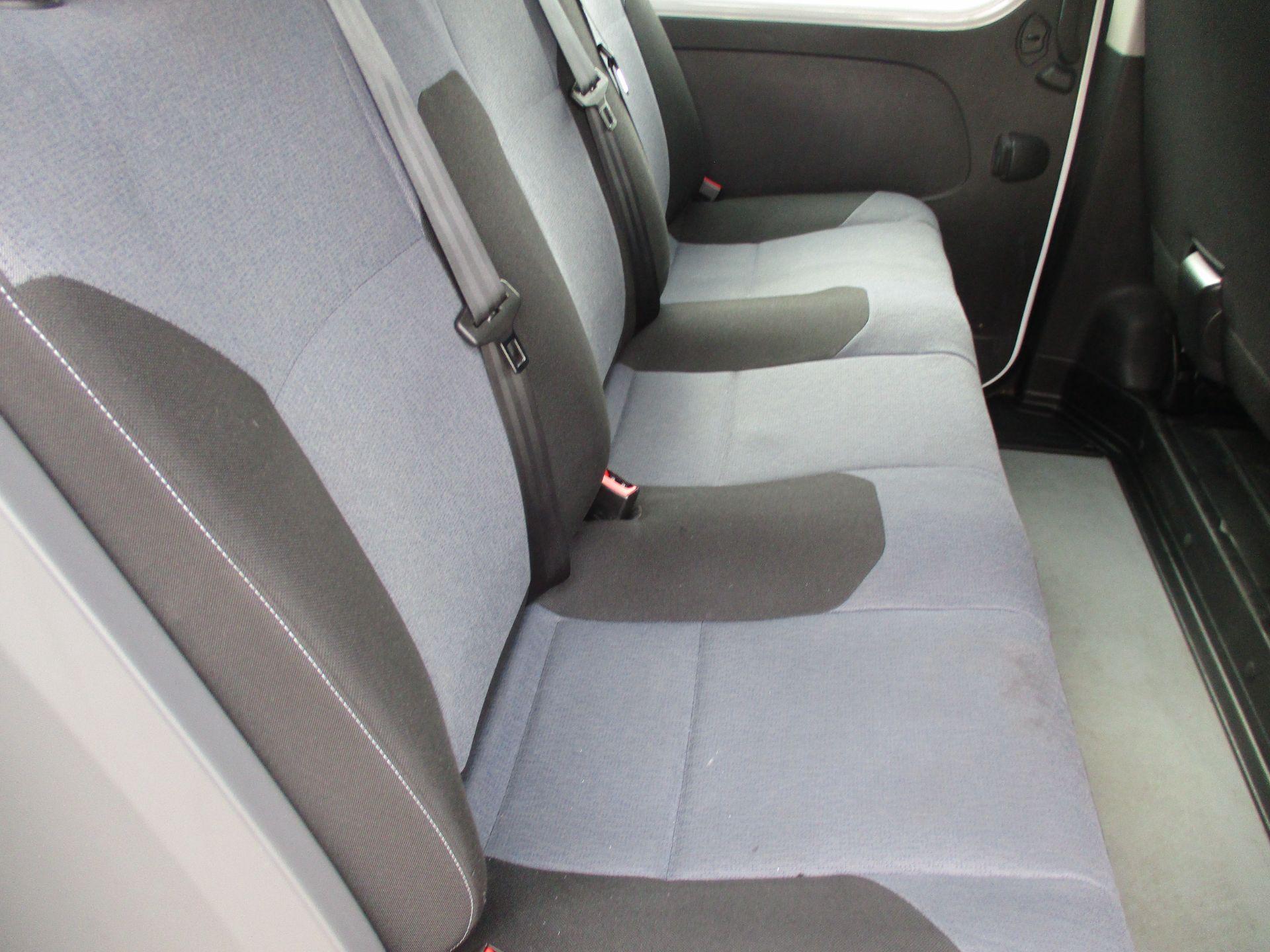 2017 Vauxhall Vivaro L2 H1 2900 1.6CDTI 120PS DOUBLE CAB  EURO 6 (DY67MYF) Image 25