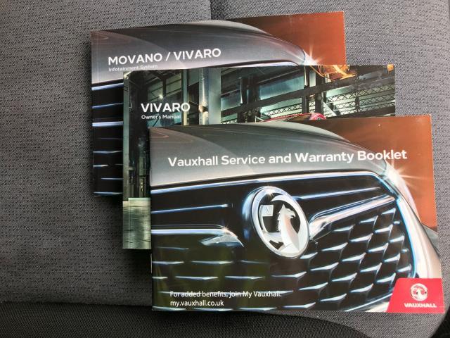 2017 Vauxhall Vivaro L2 H1 2900 1.6CDTI 120PS EURO 6 (DY67MYS) Image 27