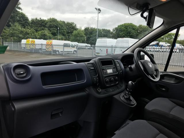 2017 Vauxhall Vivaro L2 H1 2900 1.6CDTI 120PS EURO 6 (DY67MYS) Image 16