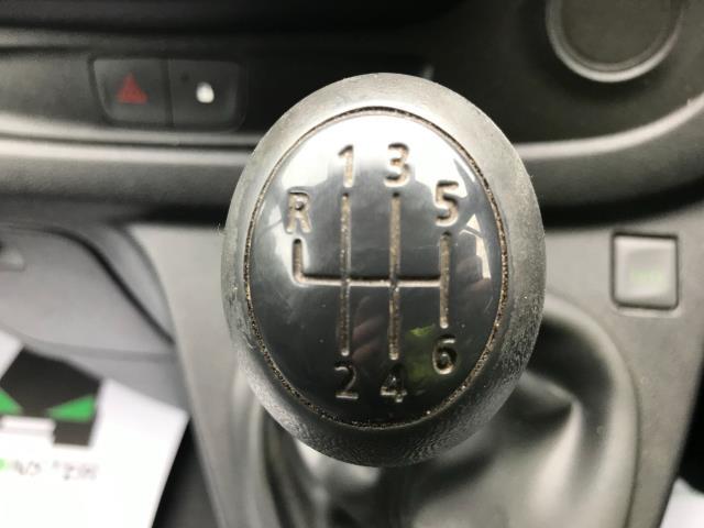 2017 Vauxhall Vivaro L2 H1 2900 1.6CDTI 120PS EURO 6 (DY67MYS) Image 23