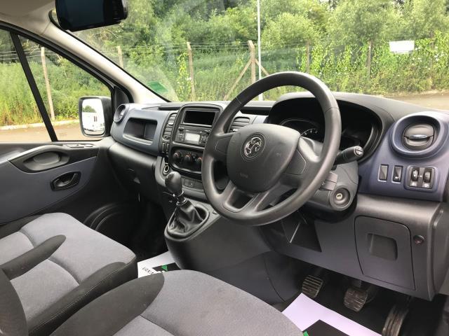 2017 Vauxhall Vivaro L2 H1 2900 1.6CDTI 120PS EURO 6 (DY67MYS) Image 17