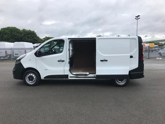 2017 Vauxhall Vivaro L2 H1 2900 1.6CDTI 120PS EURO 6 (DY67MYS) Image 5