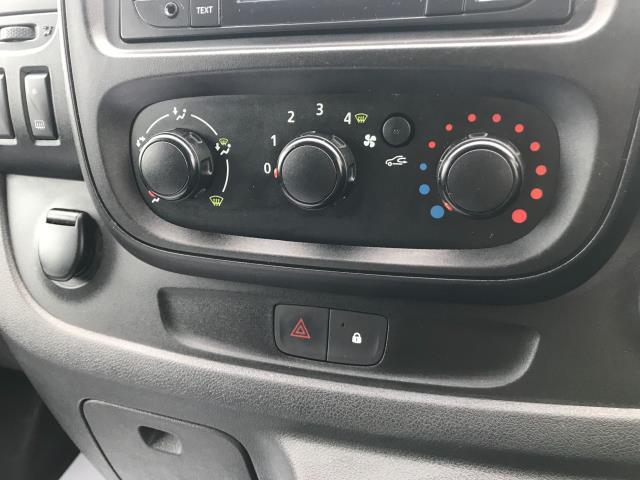 2017 Vauxhall Vivaro L2 H1 2900 1.6CDTI 120PS DOUBLE CAB  EURO 6 (DY67MYV) Image 33