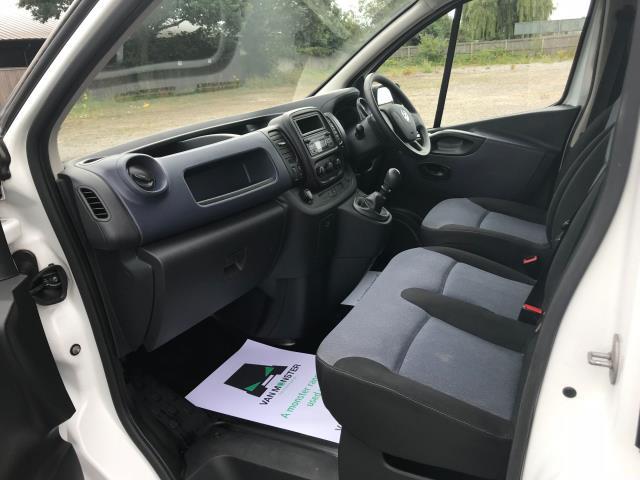 2017 Vauxhall Vivaro L2 H1 2900 1.6CDTI 120PS DOUBLE CAB  EURO 6 (DY67MYV) Image 25