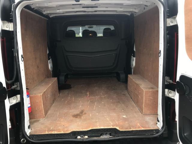 2017 Vauxhall Vivaro L2 H1 2900 1.6CDTI 120PS DOUBLE CAB  EURO 6 (DY67MYV) Image 13