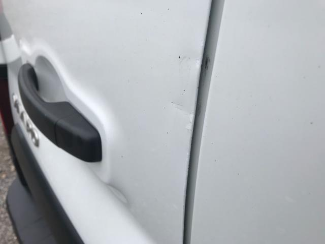 2017 Vauxhall Vivaro L2 H1 2900 1.6CDTI 120PS DOUBLE CAB  EURO 6 (DY67MYV) Image 43