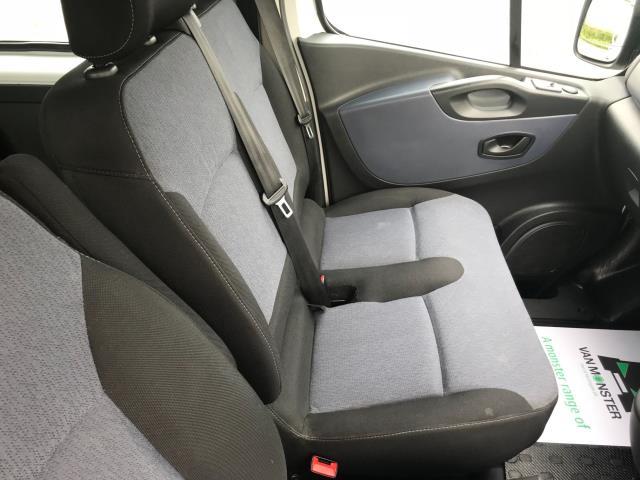 2017 Vauxhall Vivaro L2 H1 2900 1.6CDTI 120PS DOUBLE CAB  EURO 6 (DY67MYV) Image 28