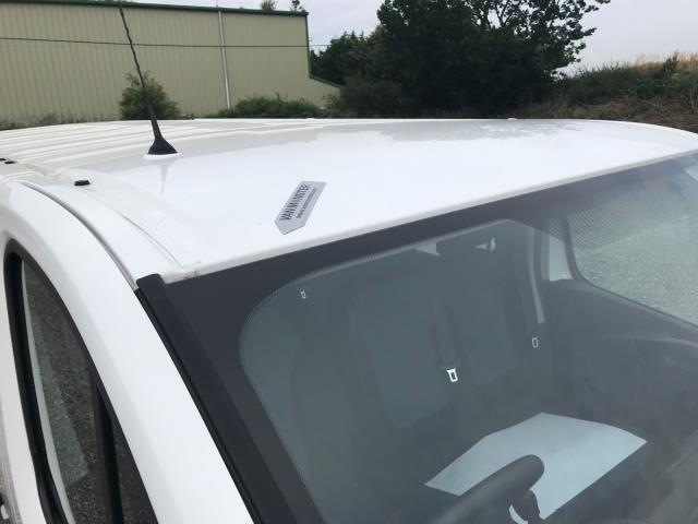 2017 Vauxhall Vivaro L2 H1 2900 1.6CDTI 120PS DOUBLE CAB  EURO 6 (DY67MYV) Image 49