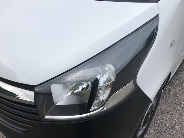 2017 Vauxhall Vivaro L2 H1 2900 1.6CDTI 120PS DOUBLE CAB  EURO 6 (DY67MYV) Image 21