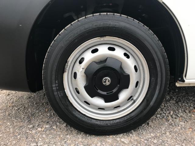2017 Vauxhall Vivaro L2 H1 2900 1.6CDTI 120PS DOUBLE CAB  EURO 6 (DY67MYV) Image 23