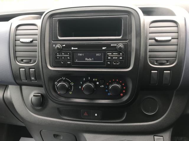2017 Vauxhall Vivaro L2 H1 2900 1.6CDTI 120PS DOUBLE CAB  EURO 6 (DY67MYV) Image 32