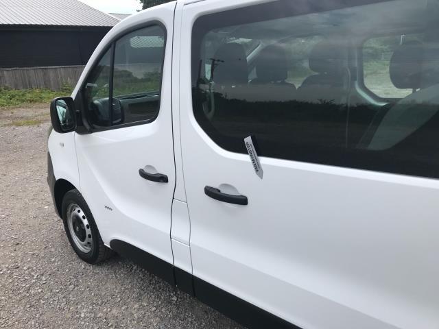 2017 Vauxhall Vivaro L2 H1 2900 1.6CDTI 120PS DOUBLE CAB  EURO 6 (DY67MYV) Image 47