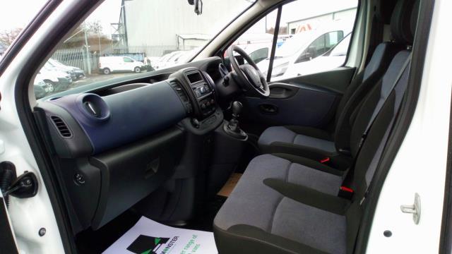 2017 Vauxhall Vivaro 2900 1.6Cdti Biturbo 125Ps H1 Combi 9 Seat (DY67OSN) Image 9