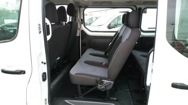 2017 Vauxhall Vivaro 2900 1.6Cdti Biturbo 125Ps H1 Combi 9 Seat (DY67OSN) Image 8