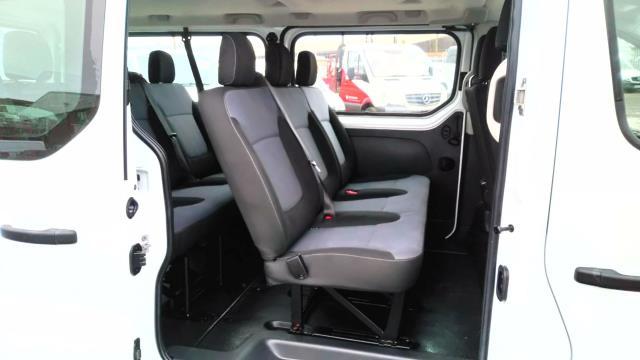 2017 Vauxhall Vivaro 2900 1.6Cdti Biturbo 125Ps H1 Combi 9 Seat (DY67OSN) Image 6