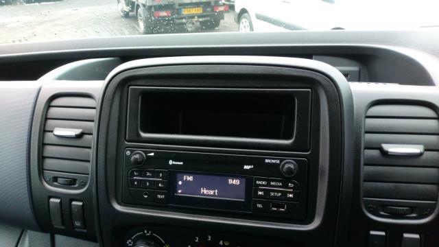 2017 Vauxhall Vivaro 2900 1.6Cdti Biturbo 125Ps H1 Combi 9 Seat (DY67OSN) Image 11