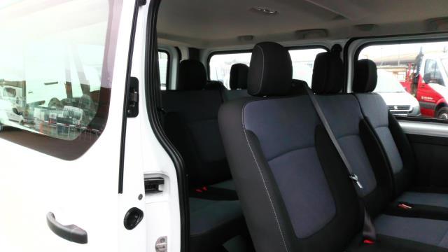 2017 Vauxhall Vivaro 2900 1.6Cdti Biturbo 125Ps H1 Combi 9 Seat (DY67OSN) Image 7