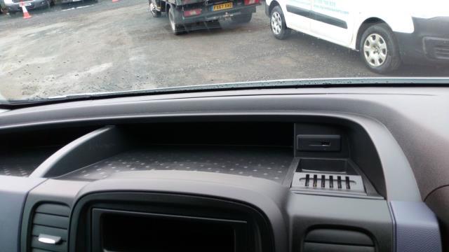 2017 Vauxhall Vivaro 2900 1.6Cdti Biturbo 125Ps H1 Combi 9 Seat (DY67OSN) Image 12
