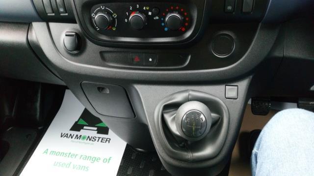 2017 Vauxhall Vivaro 2900 1.6Cdti Biturbo 125Ps H1 Combi 9 Seat (DY67OSN) Image 14