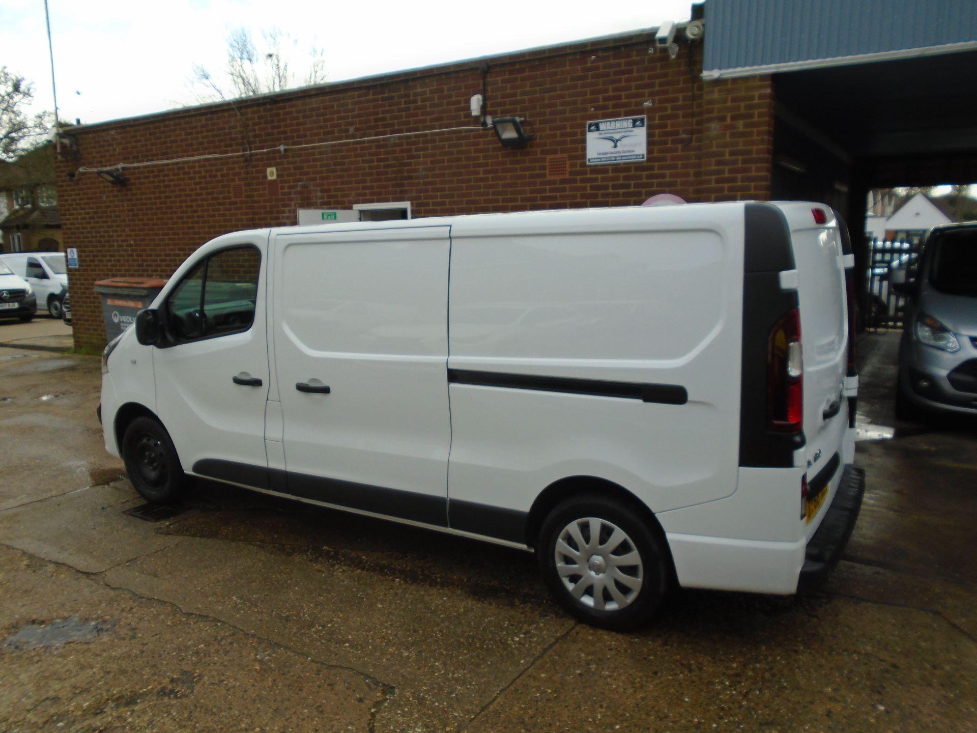 2018 Vauxhall Vivaro 2900 1.6Cdti 120Ps Sportive H1 Van( EURO 6) (DY68XOJ) Image 5
