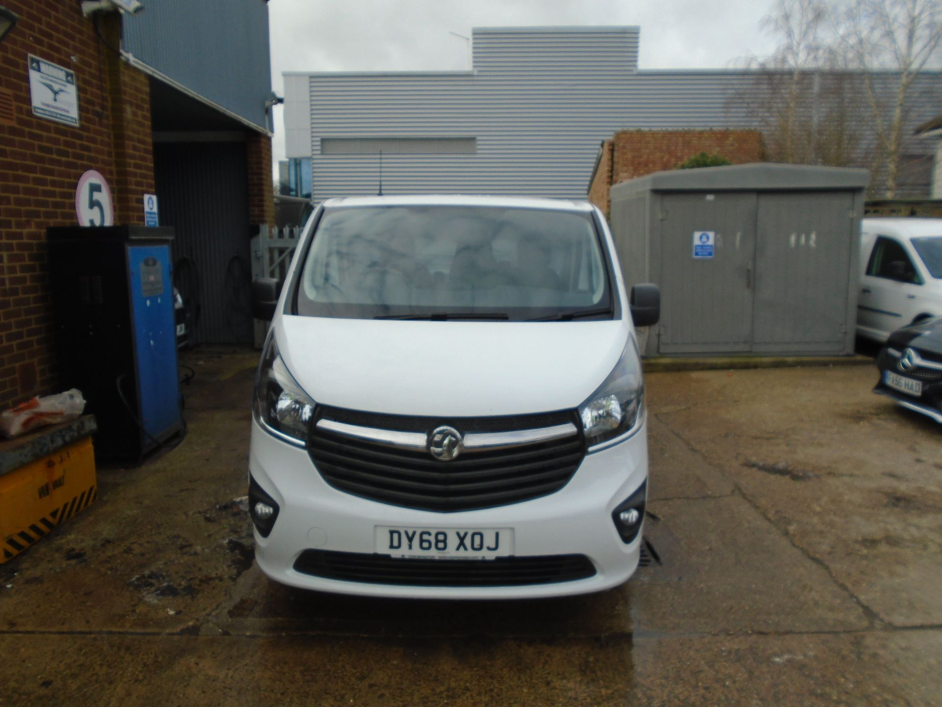 2018 Vauxhall Vivaro 2900 1.6Cdti 120Ps Sportive H1 Van( EURO 6) (DY68XOJ) Image 2