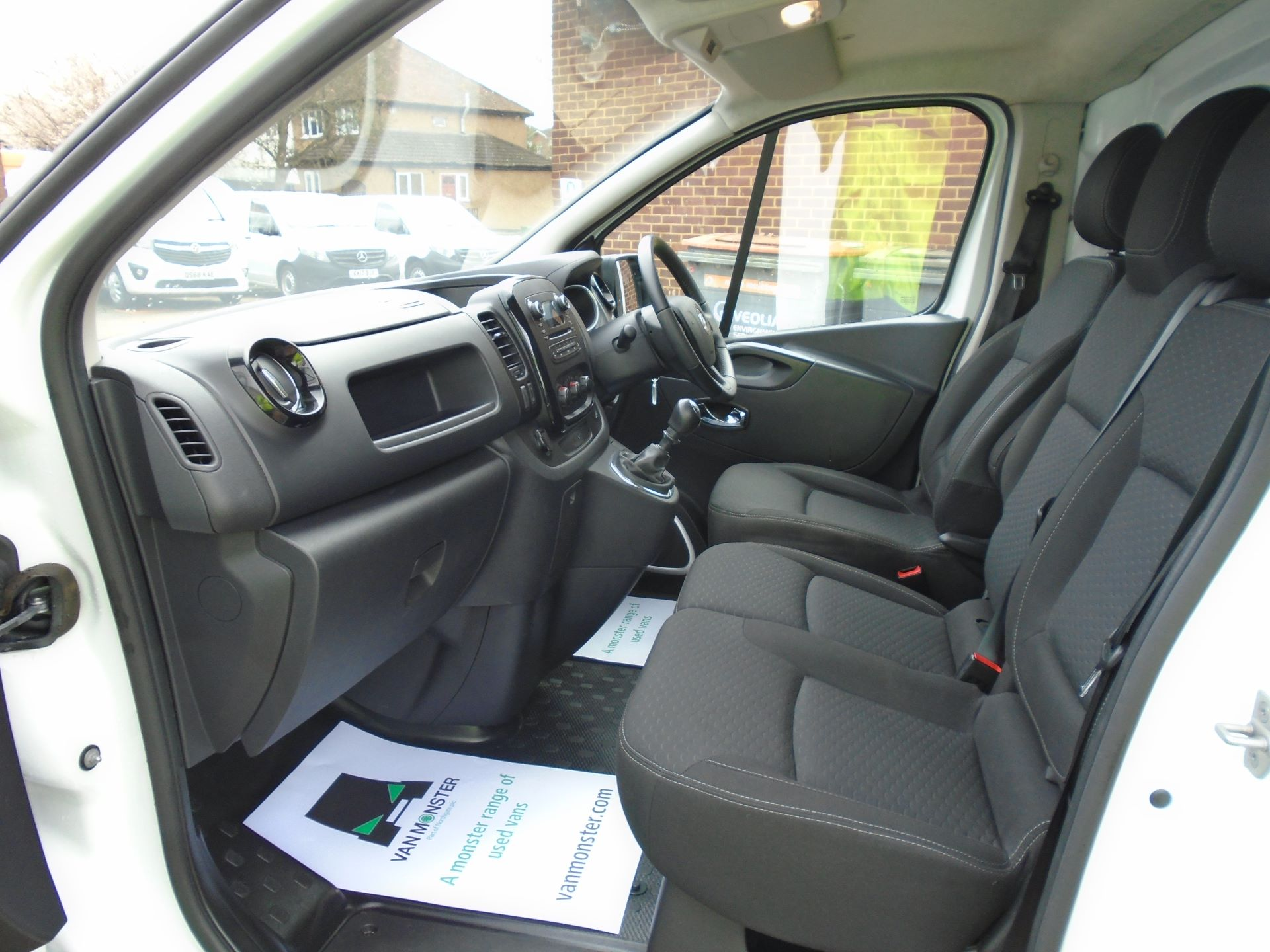 2018 Vauxhall Vivaro 2900 1.6Cdti 120Ps Sportive H1 Van( EURO 6) (DY68XOJ) Image 11