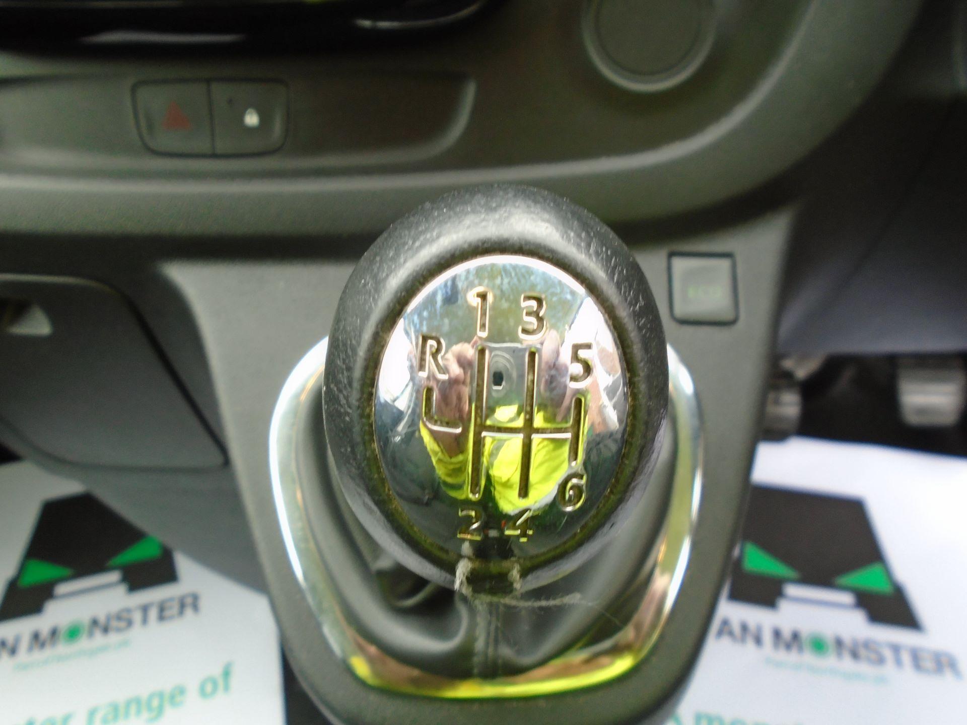 2018 Vauxhall Vivaro 2900 1.6Cdti 120Ps Sportive H1 Van( EURO 6) (DY68XOJ) Image 21