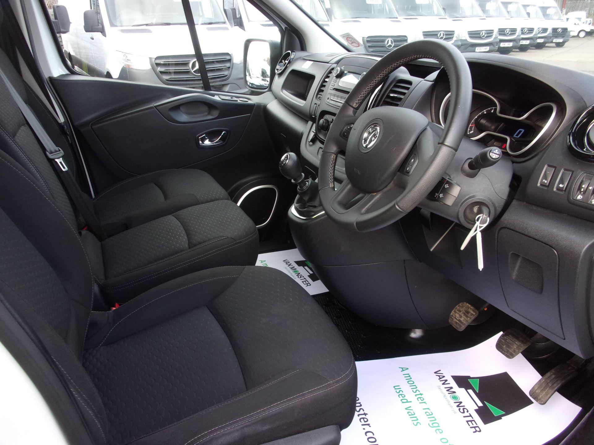 2018 Vauxhall Vivaro L2 H1 2900 1.6 CDTI 120PS SPORTIVE VAN EURO 6 (DY68XON) Image 2