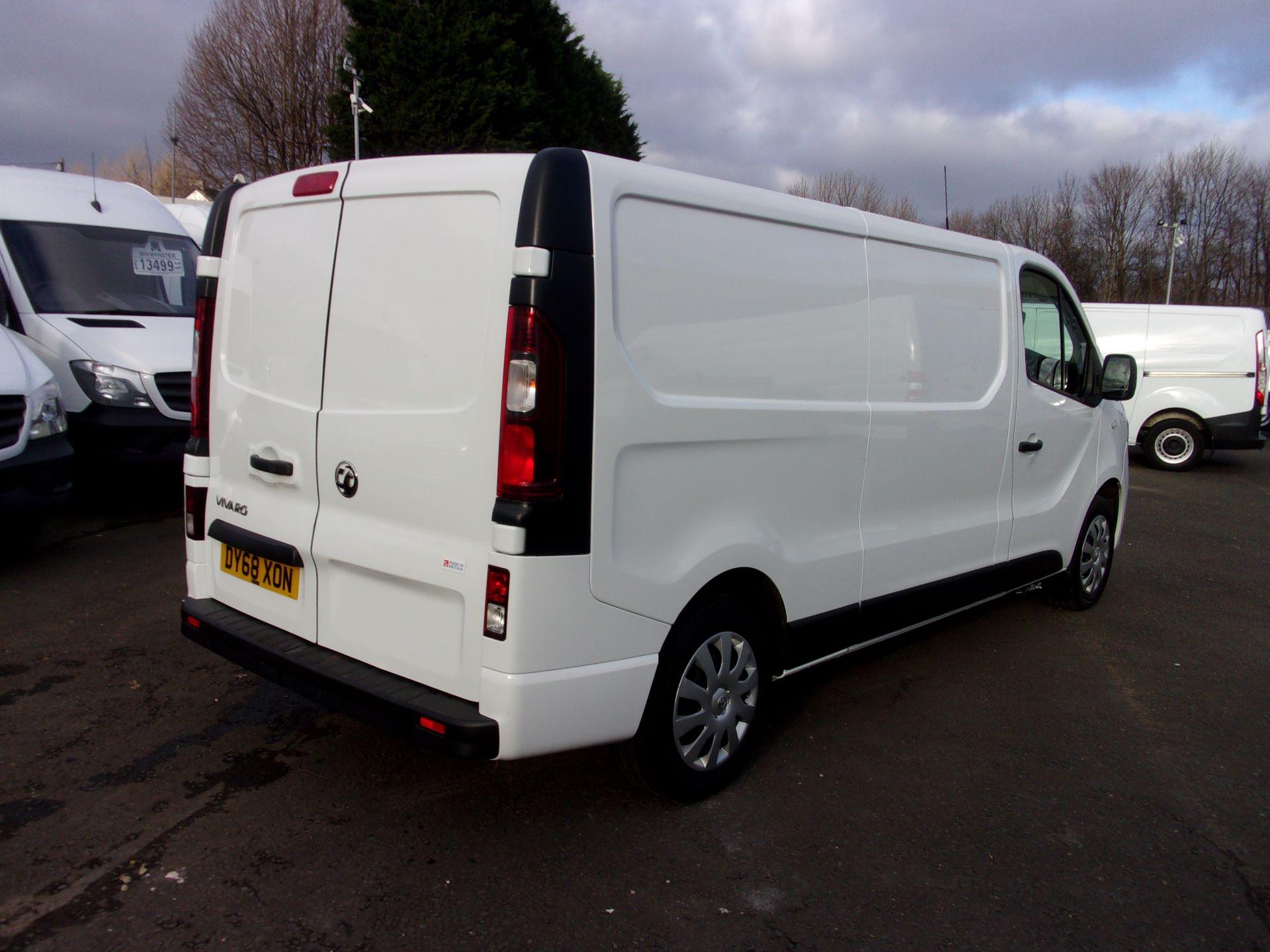 2018 Vauxhall Vivaro L2 H1 2900 1.6 CDTI 120PS SPORTIVE VAN EURO 6 (DY68XON) Image 11