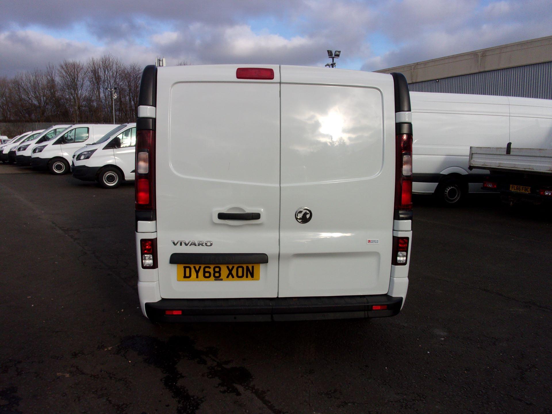 2018 Vauxhall Vivaro L2 H1 2900 1.6 CDTI 120PS SPORTIVE VAN EURO 6 (DY68XON) Image 12