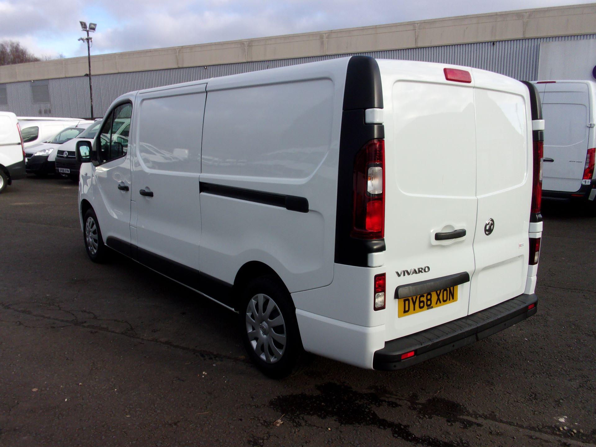 2018 Vauxhall Vivaro L2 H1 2900 1.6 CDTI 120PS SPORTIVE VAN EURO 6 (DY68XON) Image 13