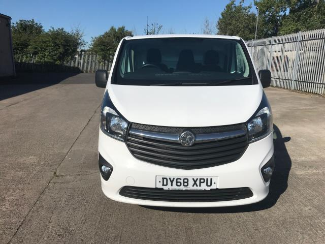 2018 Vauxhall Vivaro 2900 L2 H1 1.6CDTI 120PS SPORTIVE EURO 6 (DY68XPU) Image 14