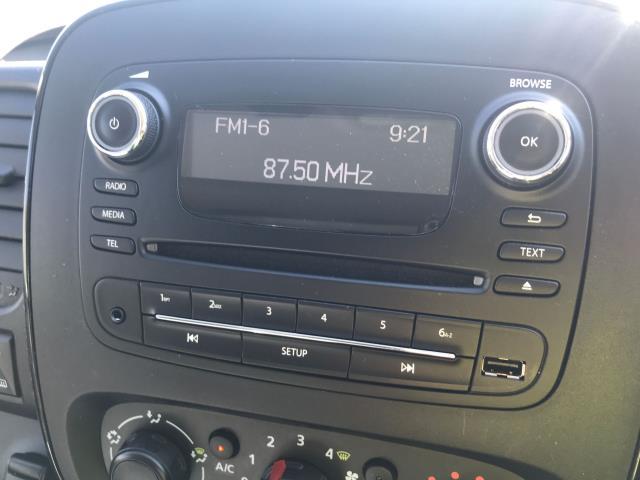 2018 Vauxhall Vivaro 2900 L2 H1 1.6CDTI 120PS SPORTIVE EURO 6 (DY68XPU) Image 25