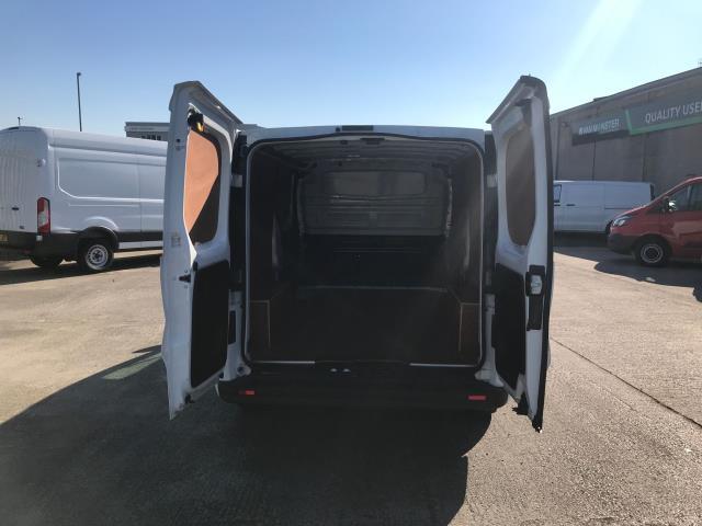 2018 Vauxhall Vivaro 2900 L2 H1 1.6CDTI 120PS SPORTIVE EURO 6 (DY68XPU) Image 19