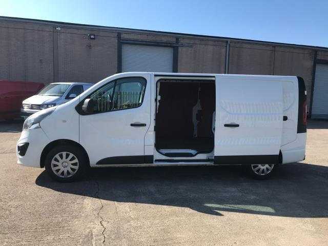 2018 Vauxhall Vivaro 2900 L2 H1 1.6CDTI 120PS SPORTIVE EURO 6 (DY68XPU) Image 16