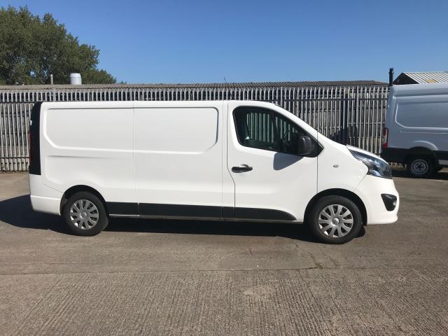 2018 Vauxhall Vivaro 2900 L2 H1 1.6CDTI 120PS SPORTIVE EURO 6 (DY68XPU) Image 7