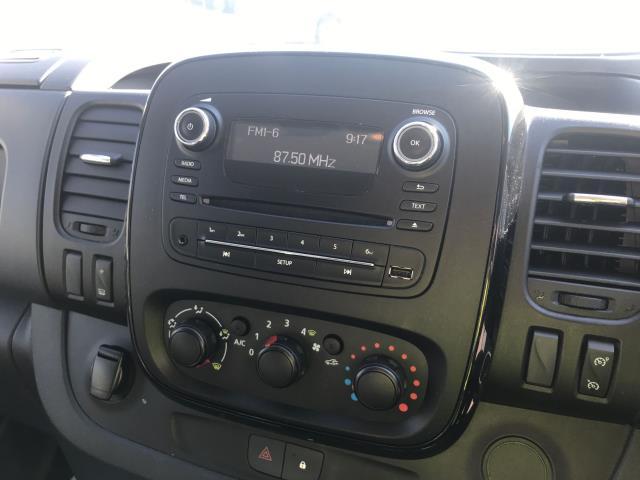 2018 Vauxhall Vivaro 2900 L2 H1 1.6CDTI 120PS SPORTIVE EURO 6 (DY68XPU) Image 3