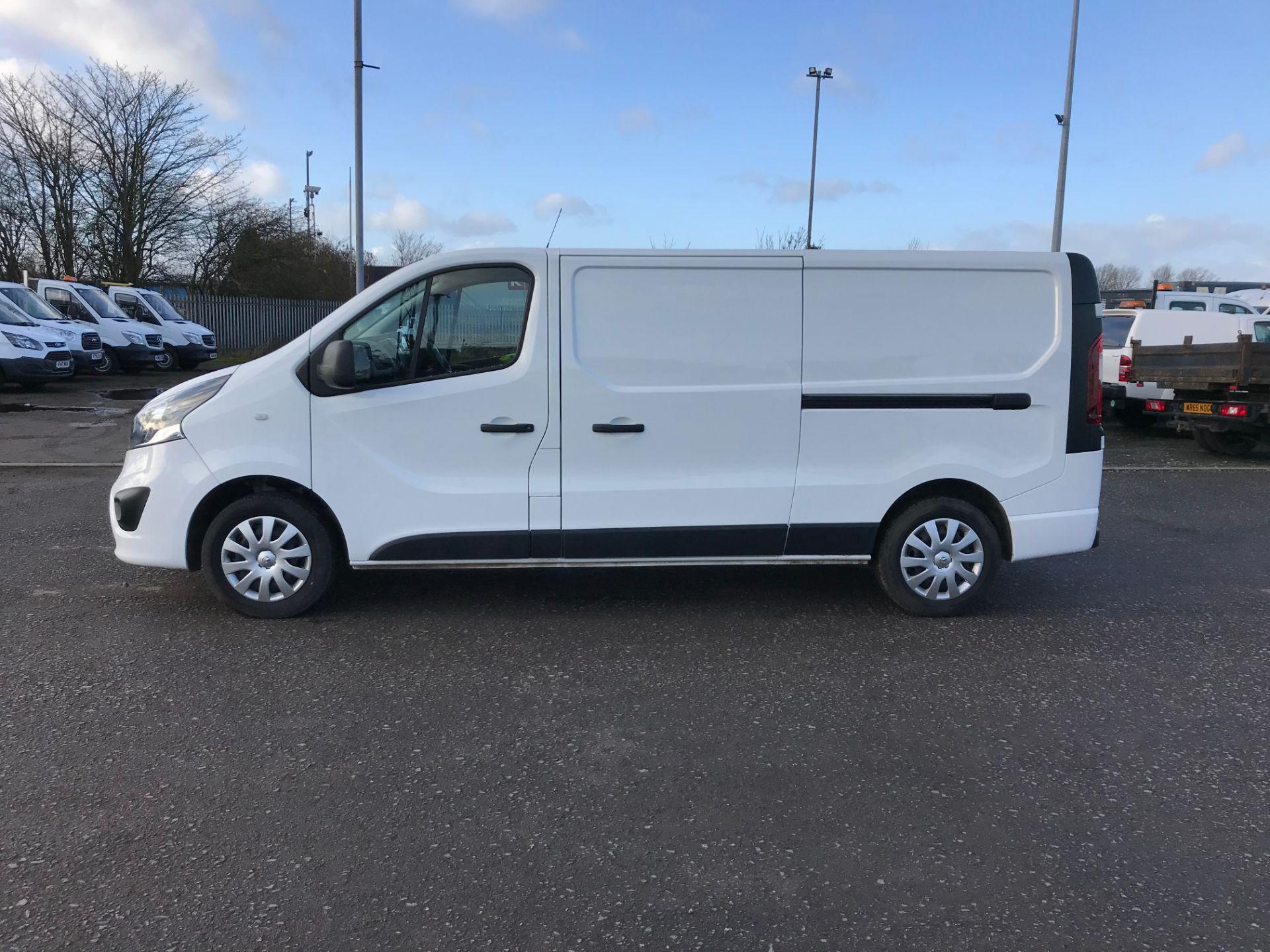 2018 Vauxhall Vivaro 2900 1.6Cdti 120Ps Sportive H1 Van (DY68XRU) Image 4