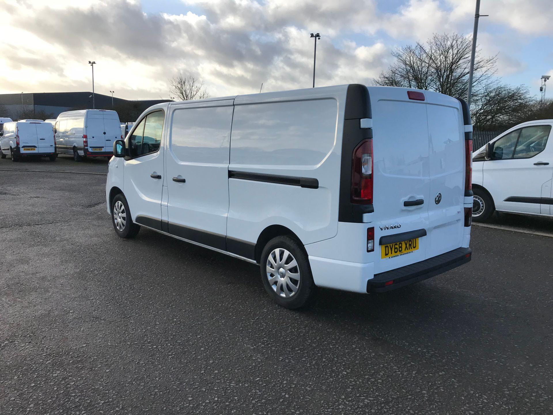 2018 Vauxhall Vivaro 2900 1.6Cdti 120Ps Sportive H1 Van (DY68XRU) Image 5