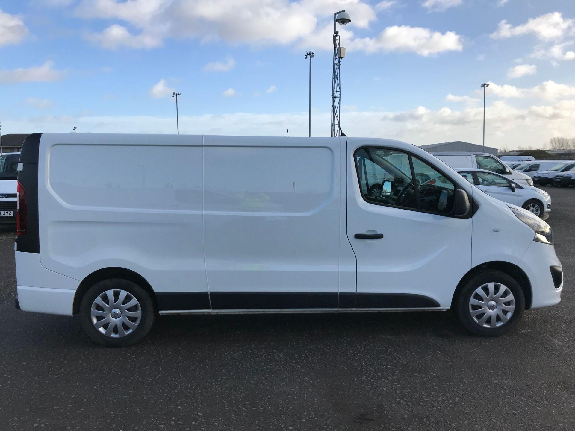 2018 Vauxhall Vivaro 2900 1.6Cdti 120Ps Sportive H1 Van (DY68XRU) Image 8