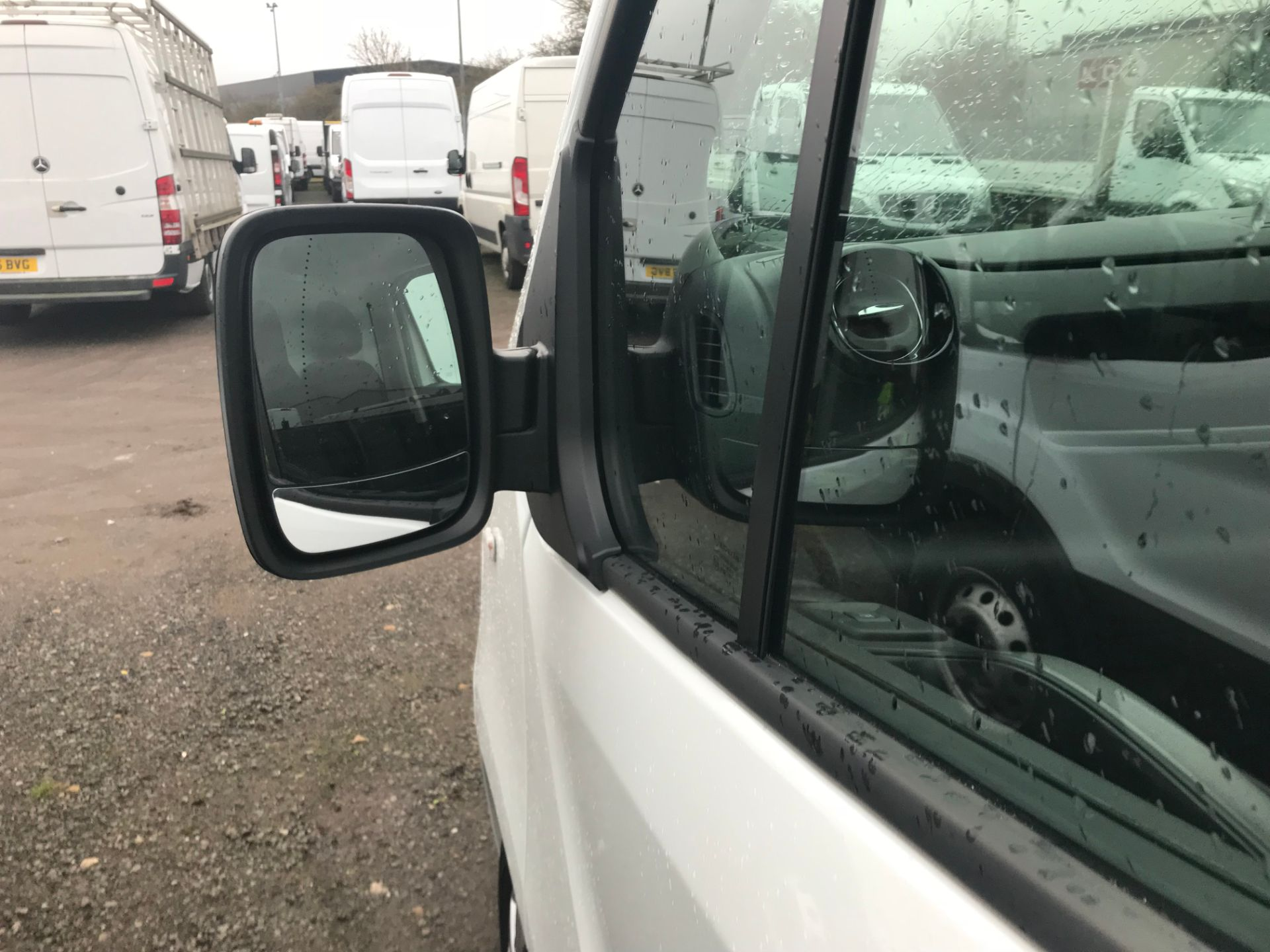 2018 Vauxhall Vivaro 2900 1.6Cdti 120Ps Sportive H1 Van (DY68XRU) Image 17