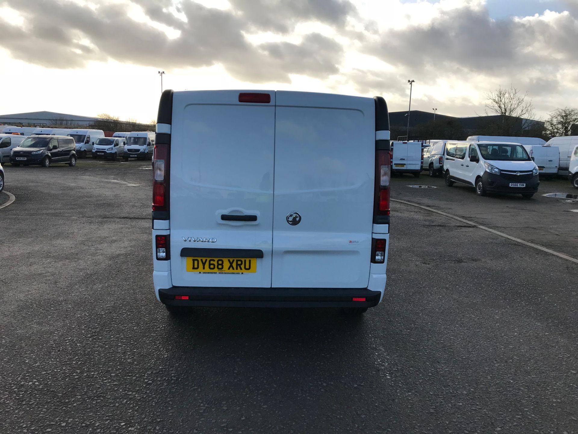 2018 Vauxhall Vivaro 2900 1.6Cdti 120Ps Sportive H1 Van (DY68XRU) Image 6