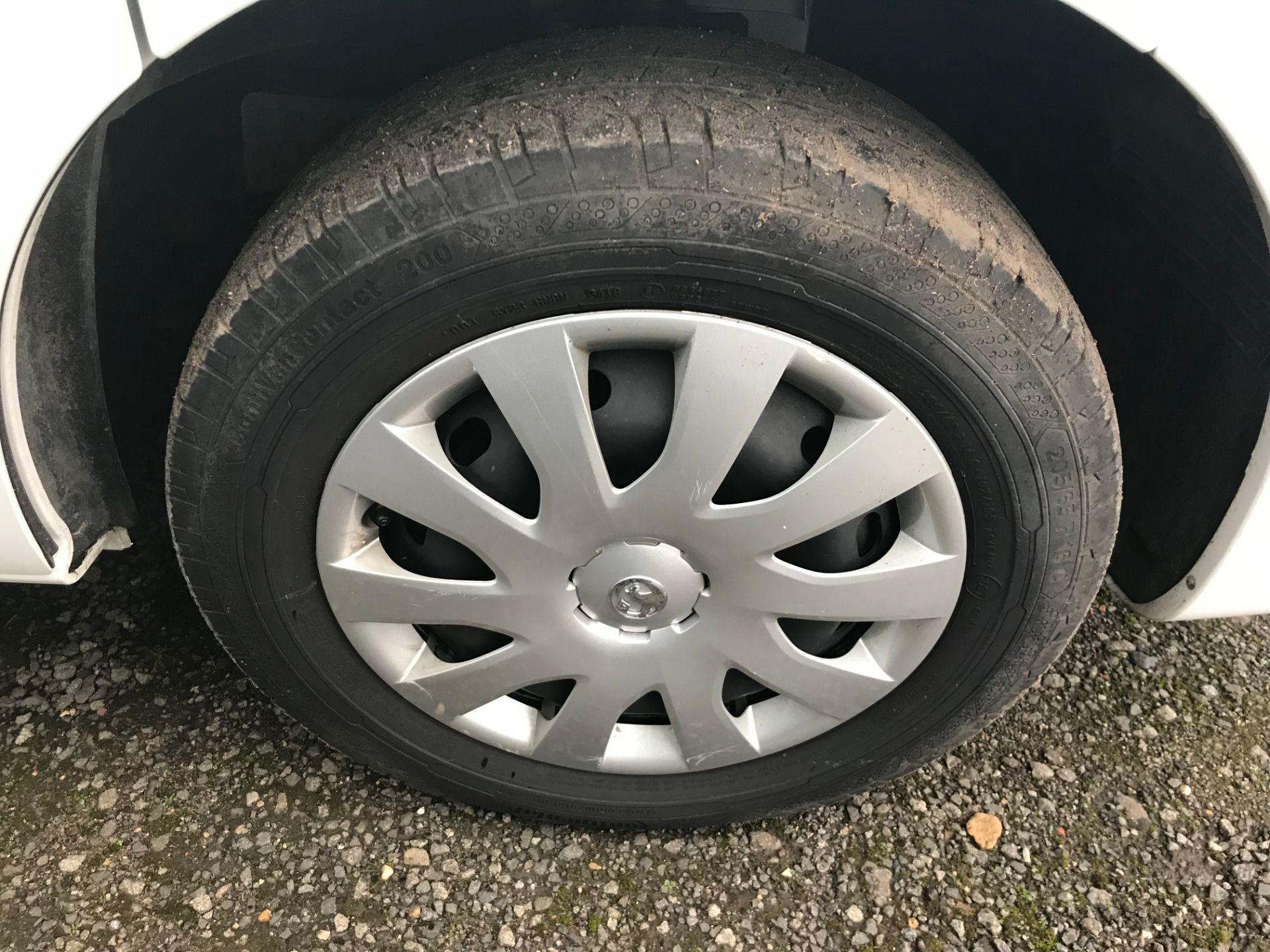 2018 Vauxhall Vivaro 2900 1.6Cdti 120Ps Sportive H1 Van (DY68XRU) Image 13