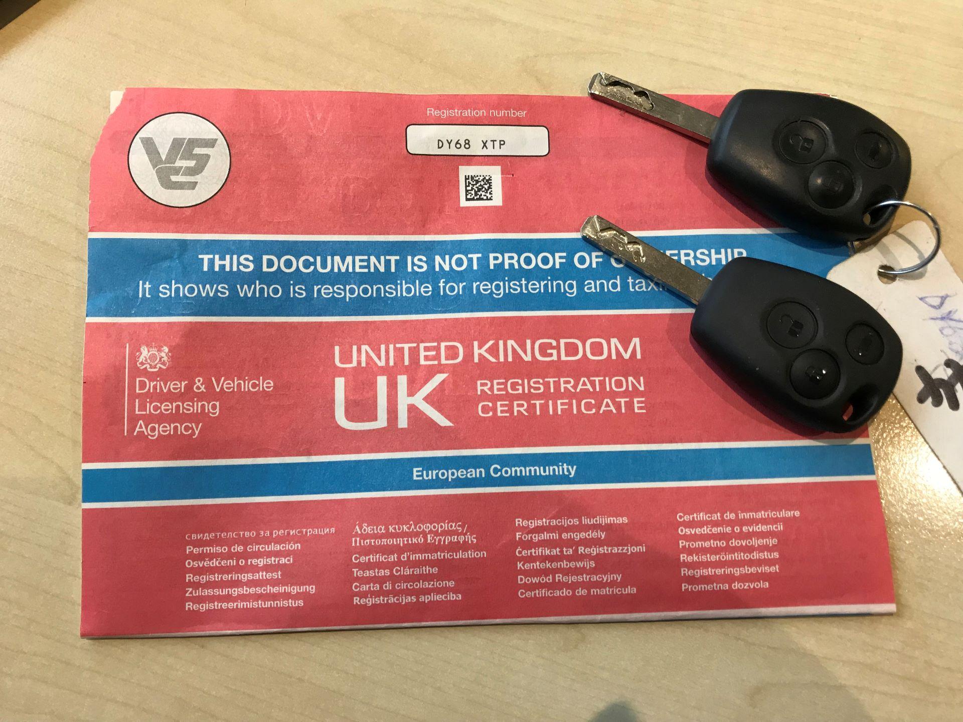 2018 Vauxhall Vivaro  L2 H1 2900 1.6 CDTI 120PS SPORTIVE EURO 6 (DY68XTP) Image 31