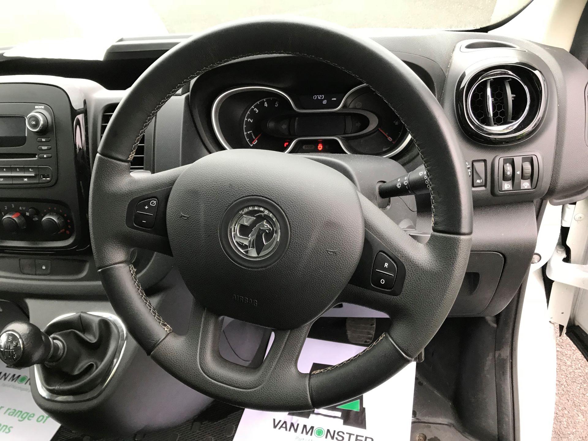 2018 Vauxhall Vivaro  L2 H1 2900 1.6 CDTI 120PS SPORTIVE EURO 6 (DY68XTP) Image 22